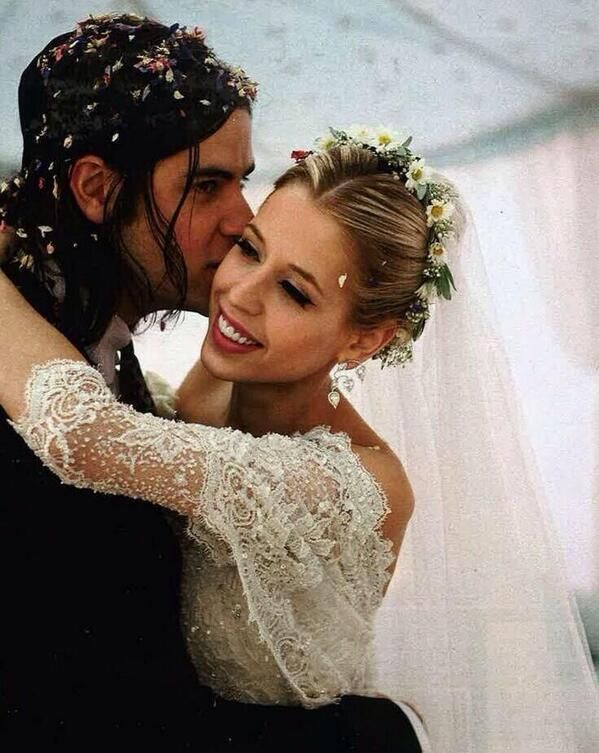 Peaches Geldof At Her Wedding With Tom Cohen Beautiful Angel RIP