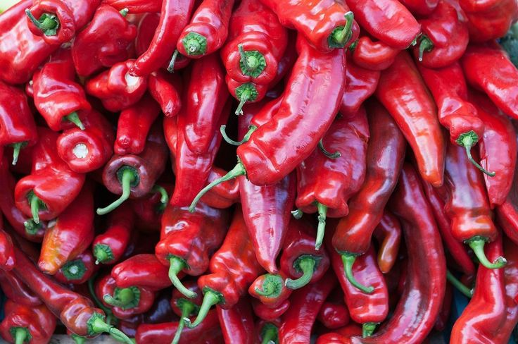 Best Food Better Erections - chilli peppers