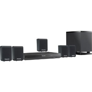 Panasonic SC-XH150 5.1 Channel Cinema Surround Home Entertainment System by Panasonic - See more at:   http://www.60inchledtv.info/tvs-audio-video/home-theater-systems/panasonic-scxh150-51-channel-cinema-surround-home-entertainment-system-com/