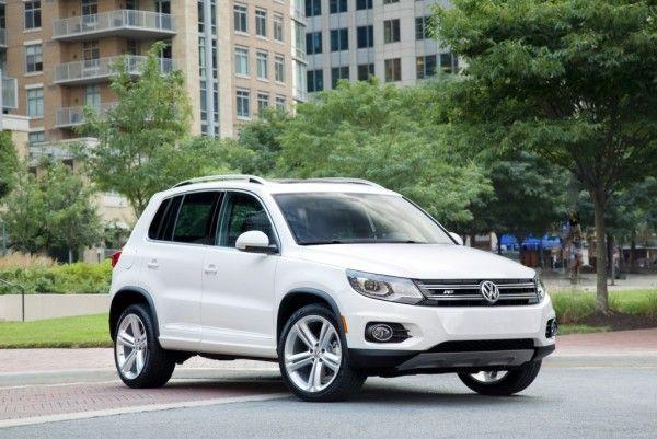 2014 Volkswagen Tiguan 2WD Side Exterior View 600x401 2014 Volkswagen Tiguan Full Review With Images