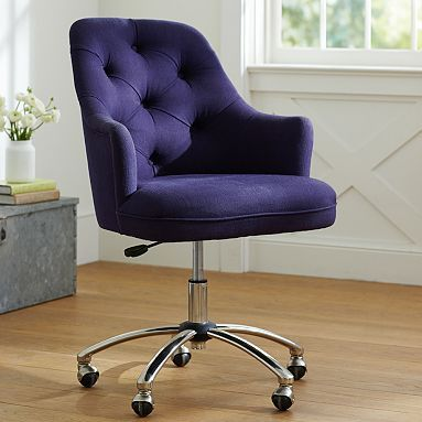 from pbteen tufted desk chair tufted desk chair # pbteen more chairs