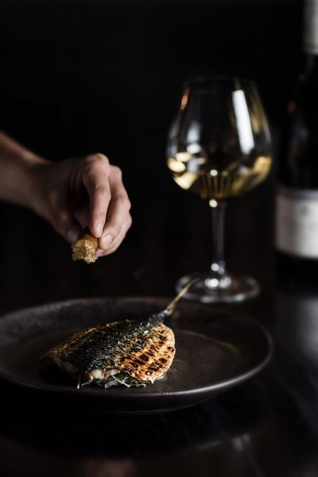 Why Chris Lucas' new Kisume in Melbourne will have a dedicated Chablis (not sake) bar.