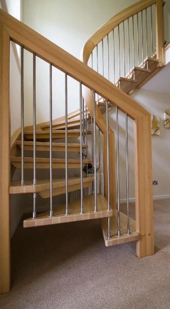 Pin By Bickimer Homes On Model Homes: 1000+ Ideas About Open Staircase On Pinterest