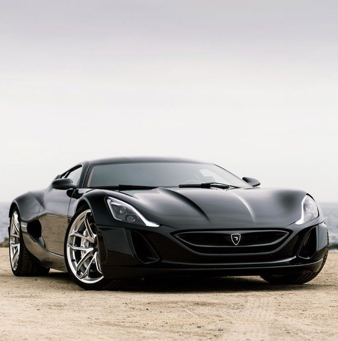 Rimac Concept One All Electric Hypercar The Man Carsandmotorcycles