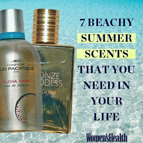 7 Beachy Summer Scents That You Need in Your Life http://www.womenshealthmag.com/beauty/best-summer-fragrances