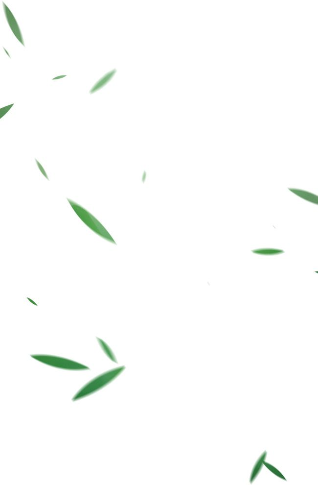 Floating Green Bamboo Leaf Png Element Material Free Png Downloads Bamboo Leaves Background Images For Editing