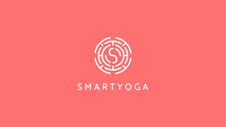 SmartYoga branding on Behance