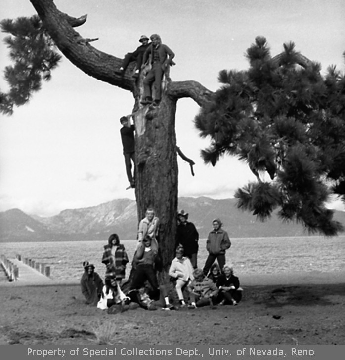 Art and Music Camp, Lake Tahoe (1970)