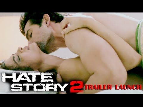 'Hate Story 2' bold scenes by actor Jay Bhanushali and Surveen - Trailer...