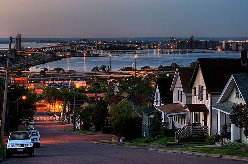 Duluth, Minnesota, Lake Superior, USA.  Love Duluth, MN, it is a great place to spend family vacations.  Many memories were made here when I was raising my children.