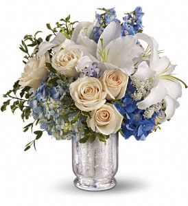 There is nothing like a beautiful bouquet of fresh, fragrant flowers.