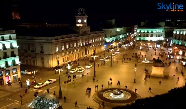 Madrid - Puerta del Sol <3