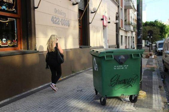Argentina: Buscan que los locales gastronómicos de La Plata separen los residuos reciclables