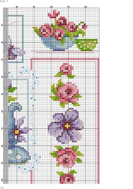 cross stitch *<3* chart