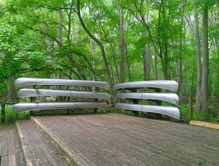 Canoe . Camp Kulaqua