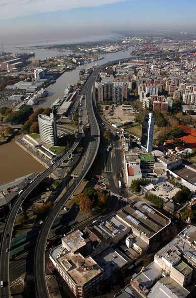 Autopista Buenos Aires - La Plata