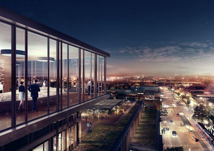arkitema designs municipal office building for aarhus