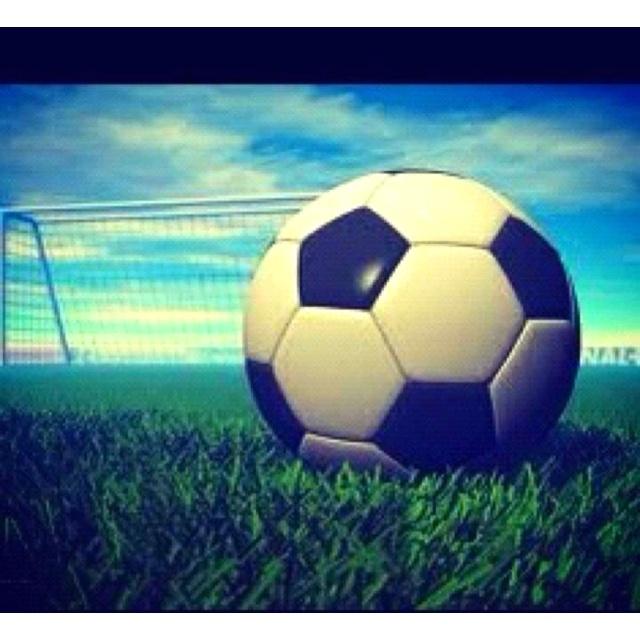 I love soccer (: