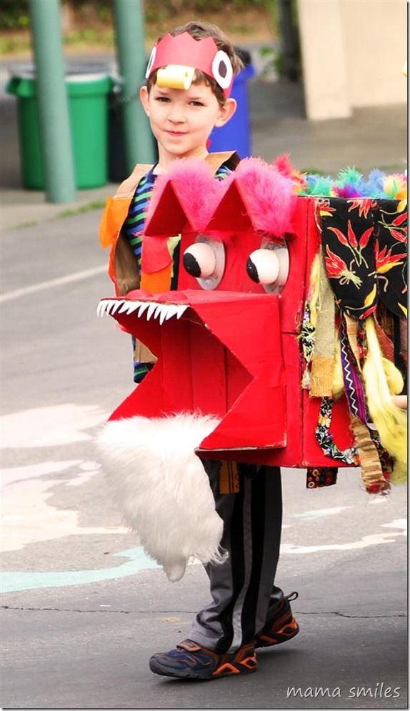 Celebrating Chinese New Year with a dragon parade, and other Chinese New Years activities for kids, plus a linky of after school learning and fun ideas.