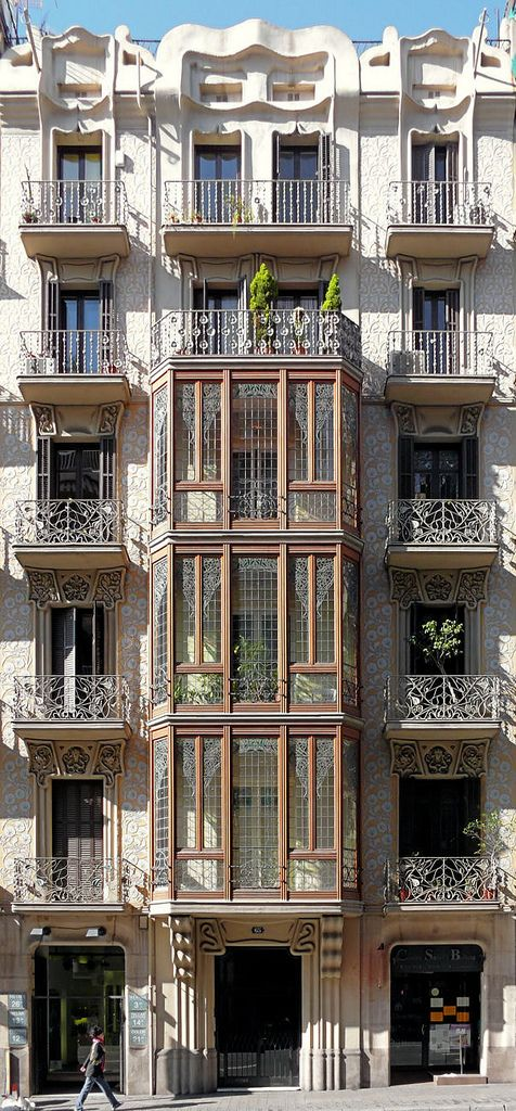 Barcelona - Balmes 065 a | Flickr - Photo Sharing!