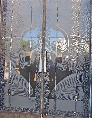 Rene Lalique Art Glass Doors Havana Cuba