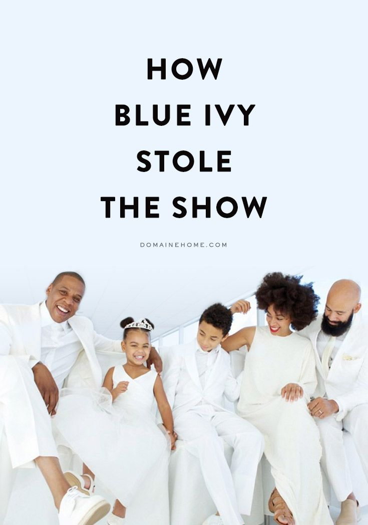 Blue Ivy Stole the Show at Tina Knowles' Wedding | Radios ...