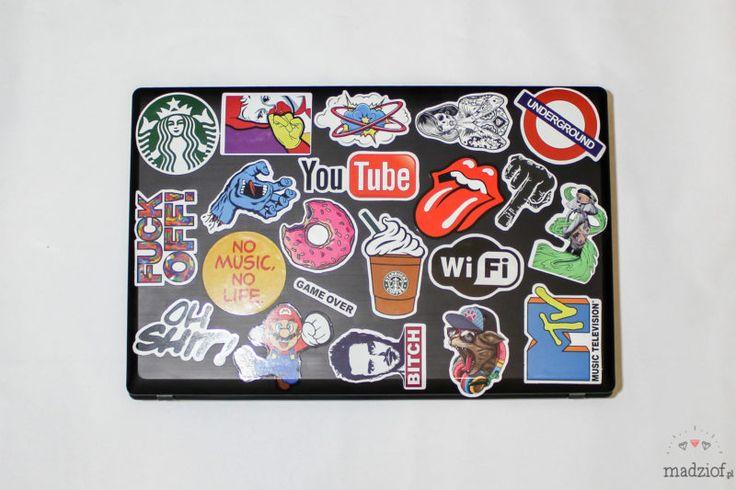 Jak tanio i szybko zmienić wygląd swojego laptopa?