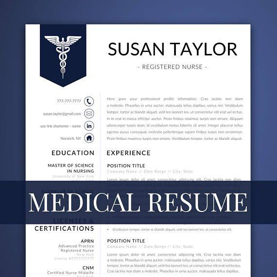Best 20 Nursing resume template ideas on