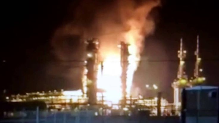 6/28 (Brittain Just Left the EU, Now This Accident?) BP Gas Plant Mississippi Explodes!