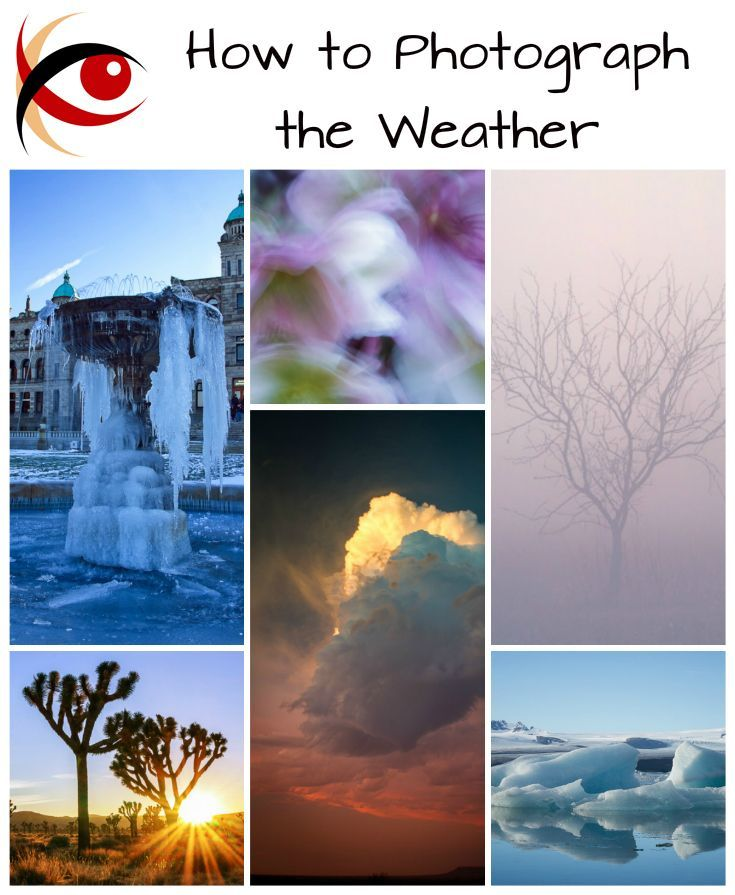 """In the third instalment in my """"Great Subjects"""" blog series, we're review How to Photograph Weather annemckinnell.com... #photography #tutorial"""