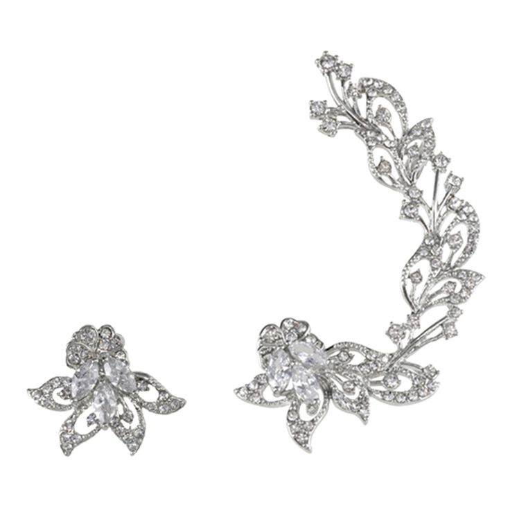 Samantha Wills Wisteria Dusk Ear Cuff Set | Silver by Samantha Wills on Brands Exclusive