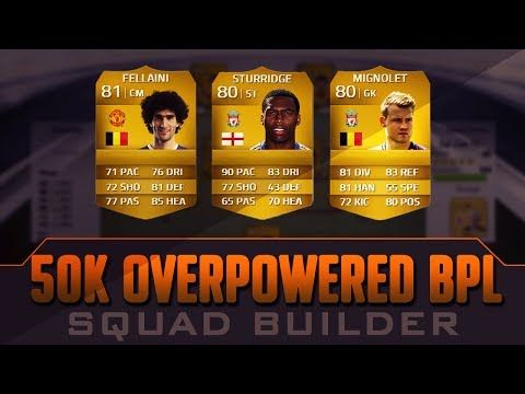 FIFA 14 Ultimate Team | 50K OVERPOWERED BPL Squad Builder!! | Barclays Premier League Team |. . http://www.champions-league.today/fifa-14-ultimate-team-50k-overpowered-bpl-squad-builder-barclays-premier-league-team/.  #asinformasitgetz #barc... #barclays #barclays premier league #barclays premier league fixtures #barclays premier league schedule #barclays premier league transfers #BEAST #beech #beechhd #bpl #fifa #fifa 14 fut 14 Squad Builders Player review fifa monopoly #full inform squad…