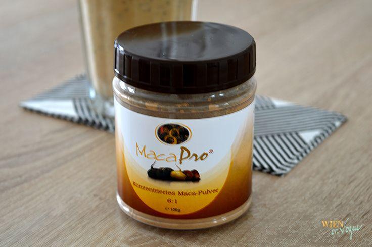WIEN EN VOGUE: ESSEN & TRINKEN: // Superfood - Maca Wurzel #maca #macawurzel #root