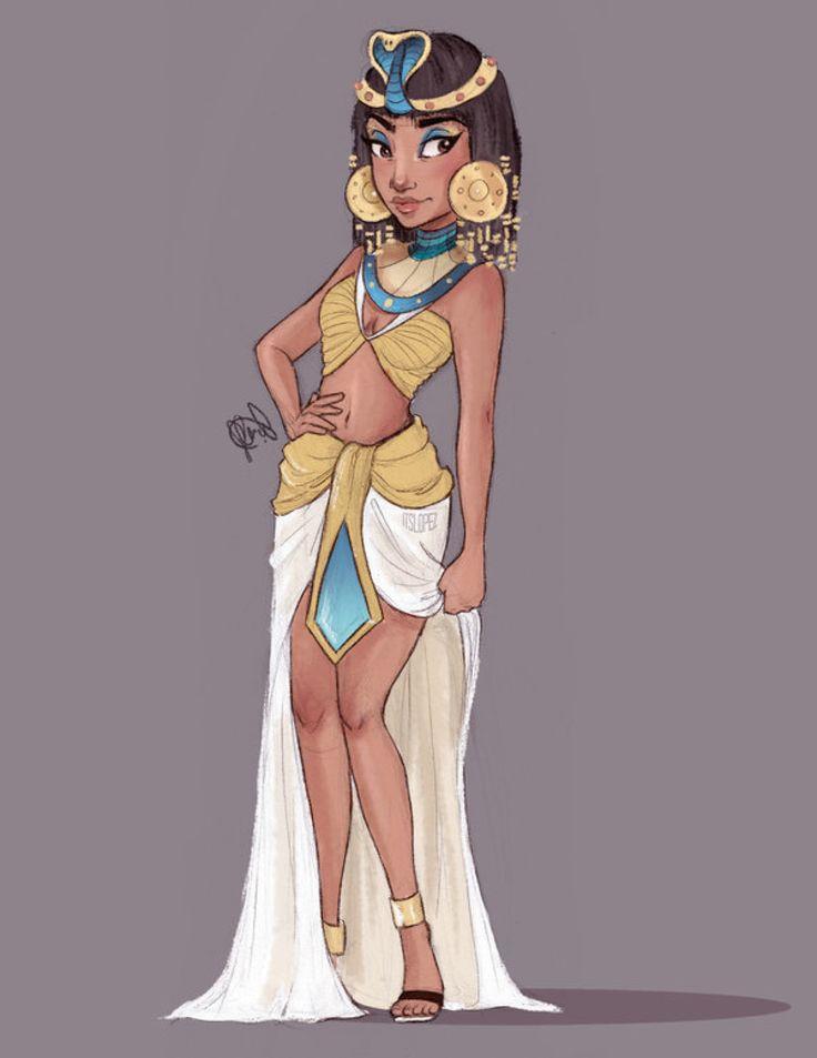 Cleopatra by itslopez on @DeviantArt