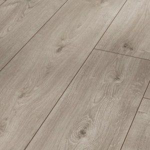 Parador Trendtime 6 Oak Valere Pearl Grey Limed Natural Texture Laminate Flooring 4V - 1567471