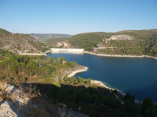 Sube la reserva de agua en la cabecera del Tajo por primera vez desde mayo pero sigue a 17%