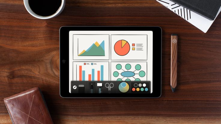 FiftyThree Adds Think Kit, A New Toolset For Enterprise Users, To Its Paper App | TechCrunch