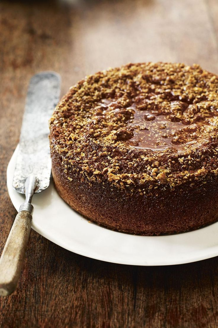 Gill Meller's Recipe For Honey Cake With Coriander Seed, Spelt and Orange    - Viva