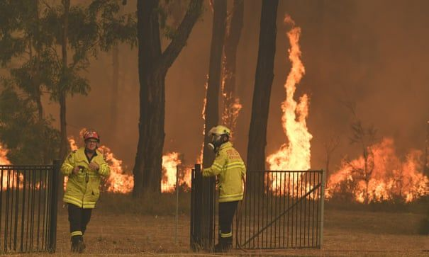 Bushfires Australia How You Can Donate And Help The Volunteer Firefighters In 2020 Communicatie Filosofie