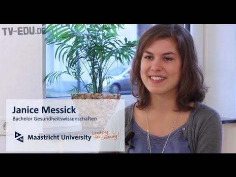 NC-frei Gesundheitswissenschaften an der Maastricht University studieren   #gesundheitswissenschaften #biowissenschaften #biologie #studieren #studium #bachelor #master  http://studieren-in-holland.de