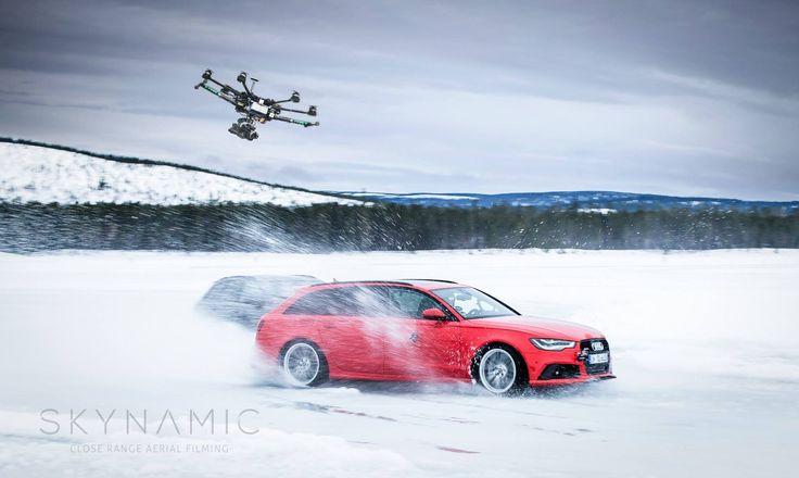 Skynamic Drone Showreel 2014  (Close Range Aerial Filming)