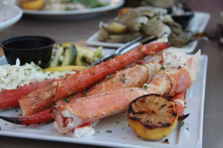 Dinner: Bluewater Avalon. Catalina Island Guide - Things To Do