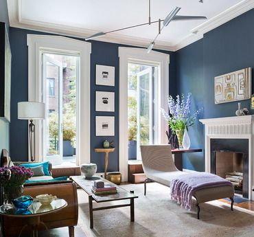 Seriously thinking about painting my walls this colour. Loving it at the moment!