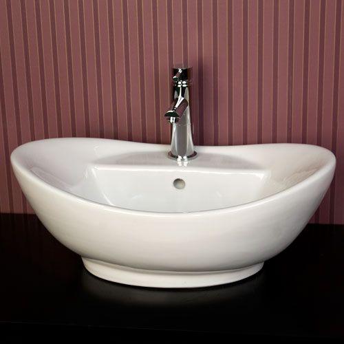 Kendrick vessel sink bathroom ideas pinterest - Vessel sink ideas ...