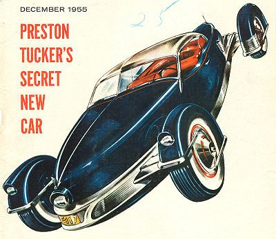 If only Preston Tucker would have been allowed to make a dint in this world, oh the cars that could have been