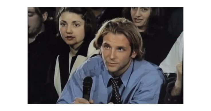 A Young Bradley Cooper Proves Louis C.K. Wrong -- Vulture