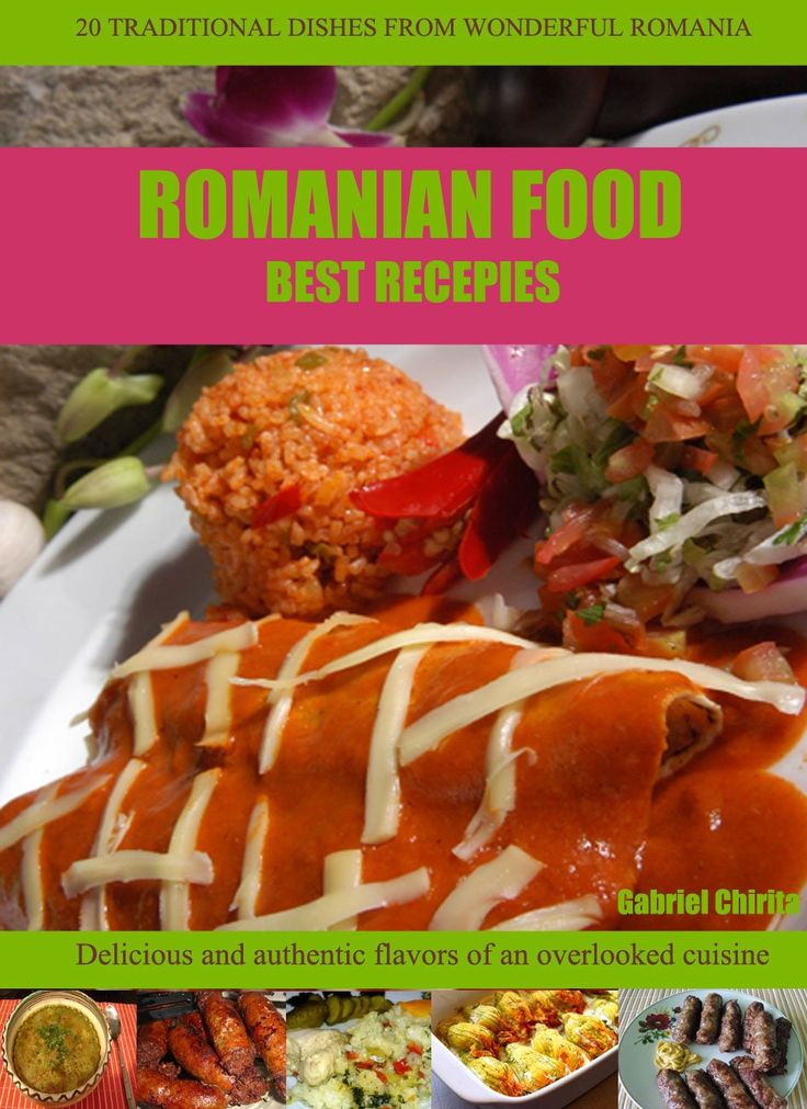 Romanian Food : Best recipes:Amazon:Kindle Store