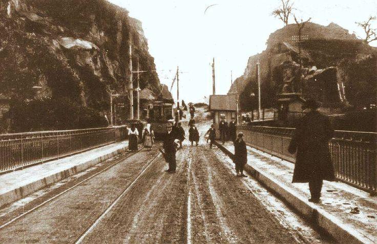 Tabuleiro Superior da Ponte D. Luís com portagens