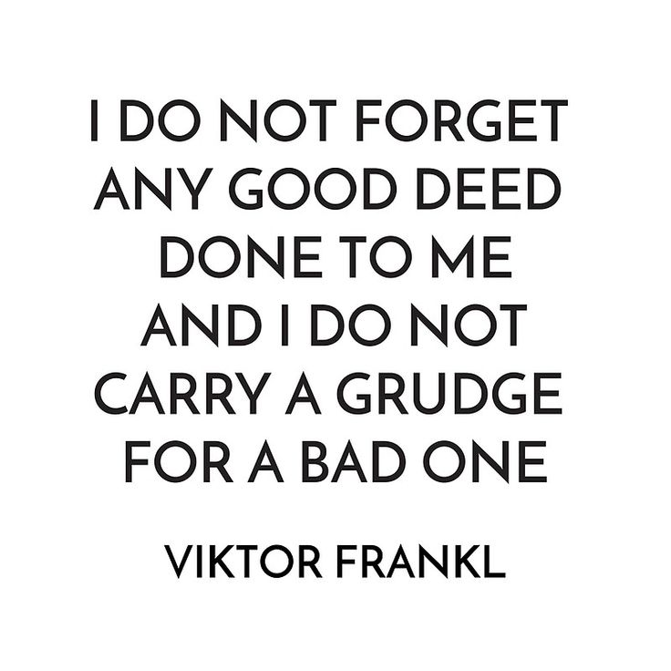 'VIKTOR FRANKL QUOTE – I DO NOT FORGET ANY GOOD DEED DONE TO ME ' Metal Print by IdeasForArtists
