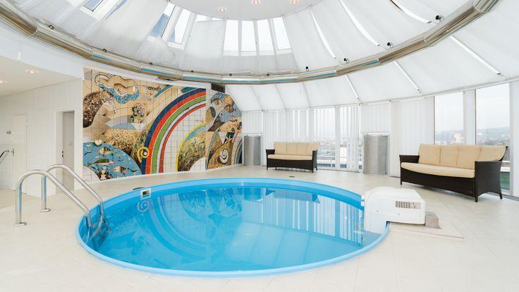 Prezidentské apartmá - bazén